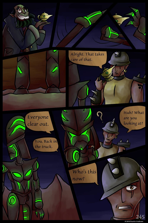 Sand Bandits – Page 245