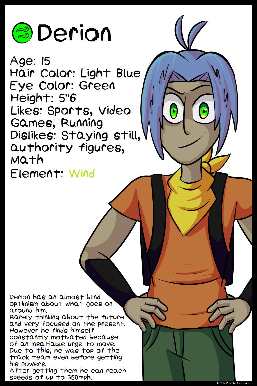 Jonto – Derion Profile